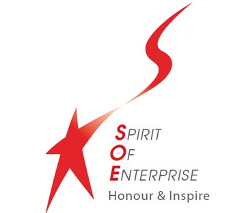 Spirit of Enterprise Award 2013