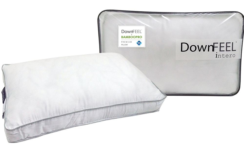 Intero Bamboopro Downfeel Pillow
