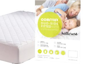 Hillcrest Mattress Fitted Protector