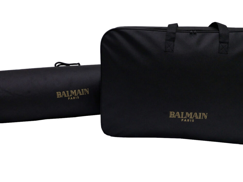 BALMAIN BLACK LABEL BAMBOOPRO Nano-Fill SERIES
