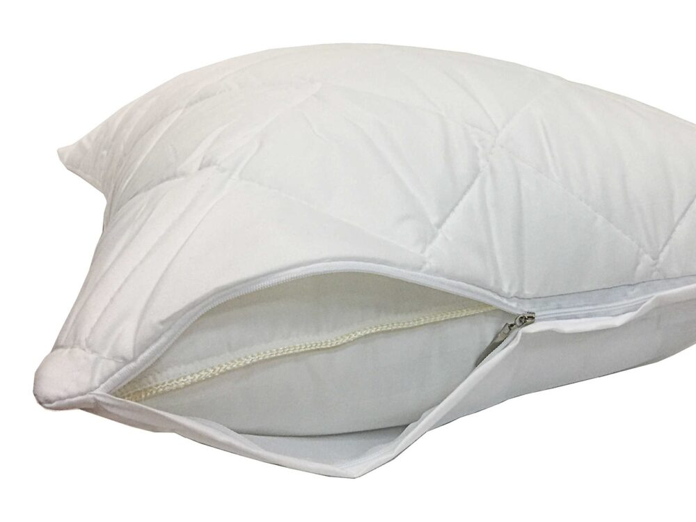 6.6 Promo Hillcrest Pillow Protector with Zipper