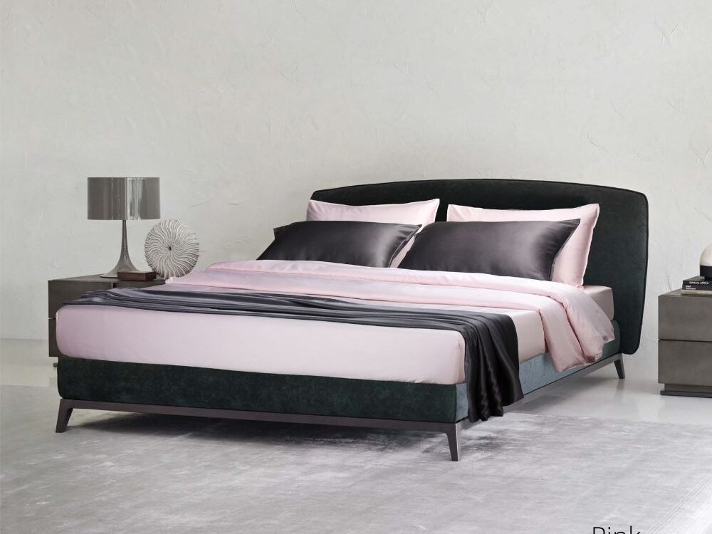 Intero Bamboopro Solid Bed Set Pink