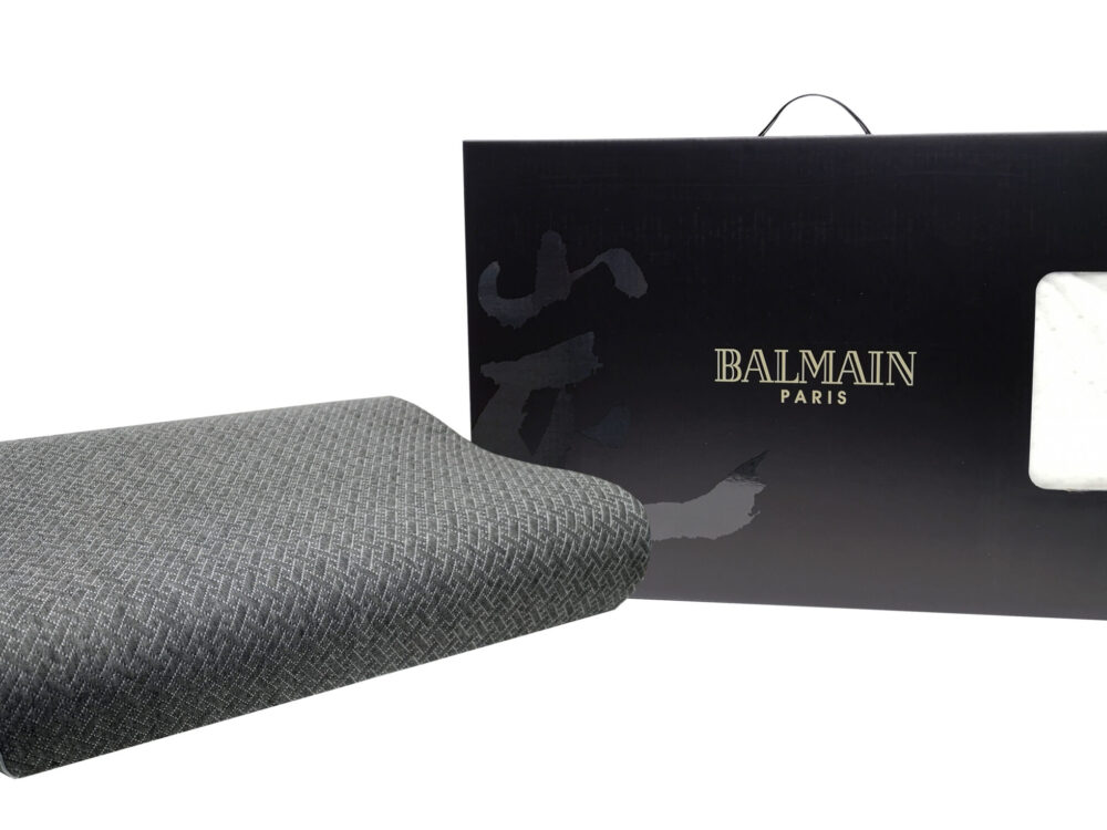 Balmain Charcoal Memory Foam Pillow Contour Flash Deal (Free Delivery)